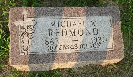 REDMOND, MICHAEL W. - Plymouth County, Iowa | MICHAEL W. REDMOND