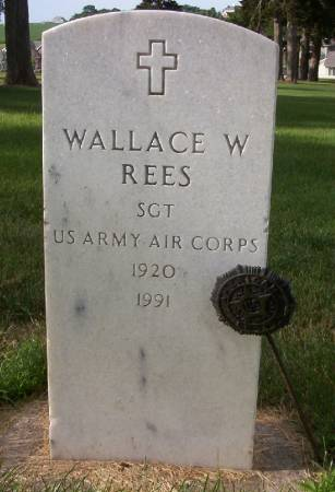 REES, WALLACE W. - Plymouth County, Iowa | WALLACE W. REES