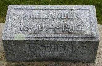 REICHMANN, ALEXANDER - Plymouth County, Iowa | ALEXANDER REICHMANN