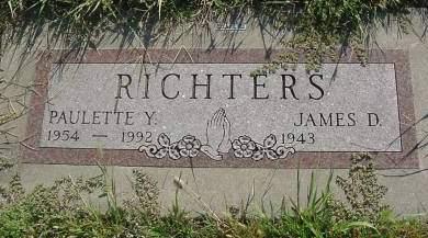 RICHTERS, PAULETTE Y. - Plymouth County, Iowa | PAULETTE Y. RICHTERS