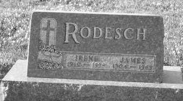 RODESCH, IRENE - Plymouth County, Iowa   IRENE RODESCH