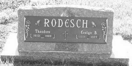 RODESCH, EVELYN B. - Plymouth County, Iowa | EVELYN B. RODESCH