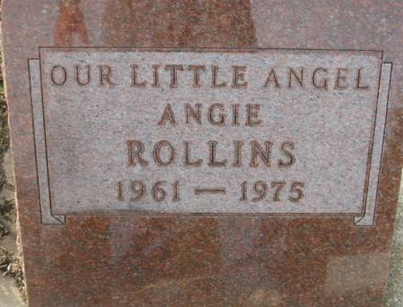 ROLLINS, ANGIE - Plymouth County, Iowa   ANGIE ROLLINS