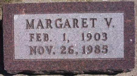 ROSENDAHL, MARGARET V. - Plymouth County, Iowa   MARGARET V. ROSENDAHL