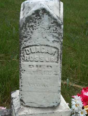 ROSS, JR, DUNCAN - Plymouth County, Iowa | DUNCAN ROSS, JR