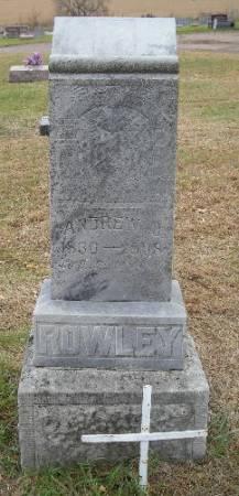 ROWLEY, ANDREW J. - Plymouth County, Iowa | ANDREW J. ROWLEY