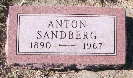 SANDBERG, ANTON - Plymouth County, Iowa | ANTON SANDBERG