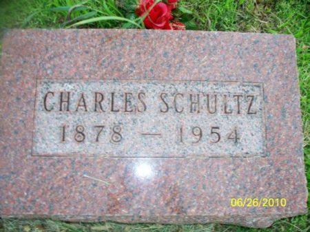 SCHULTZ, CHARLES - Plymouth County, Iowa | CHARLES SCHULTZ