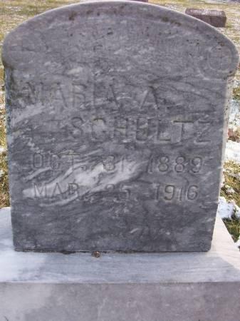 SCHULTZ, MARTHA A. - Plymouth County, Iowa | MARTHA A. SCHULTZ