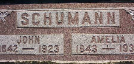 SCHUMANN, WILLIAM J.