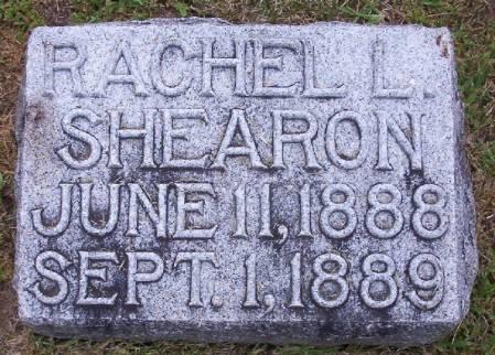 SHEARON, RACHEL L. - Plymouth County, Iowa | RACHEL L. SHEARON