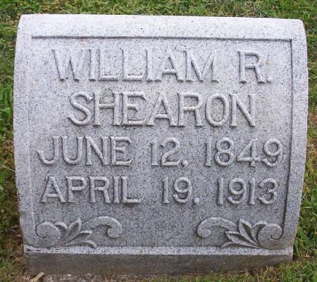 SHEARON, WILLIAM R. - Plymouth County, Iowa | WILLIAM R. SHEARON