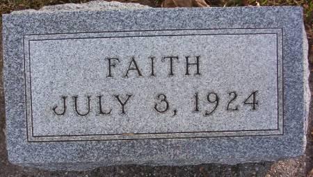 SHEPARD, FAITH - Plymouth County, Iowa   FAITH SHEPARD