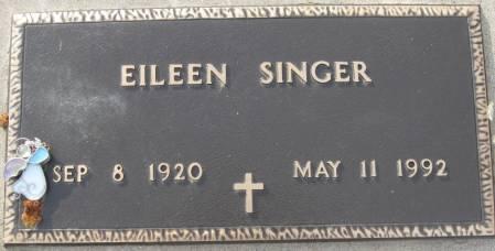 LA BAHN SINGER, EILEEN - Plymouth County, Iowa | EILEEN LA BAHN SINGER