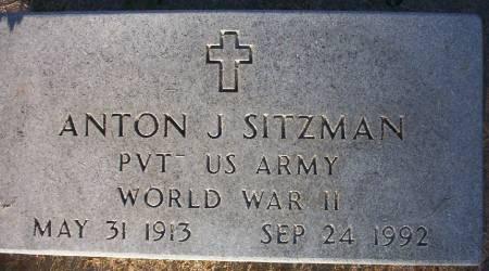 SITZMAN, ANTON J.