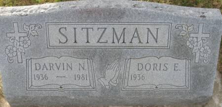 SITZMAN, DARVIN N. - Plymouth County, Iowa | DARVIN N. SITZMAN