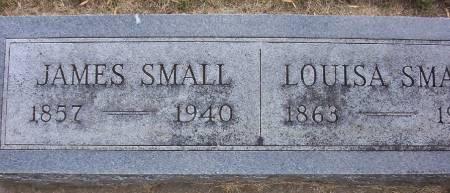 SMALL, LOUISA P. - Plymouth County, Iowa | LOUISA P. SMALL