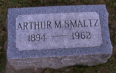 SMALTZ, ARTHUR M. - Plymouth County, Iowa   ARTHUR M. SMALTZ