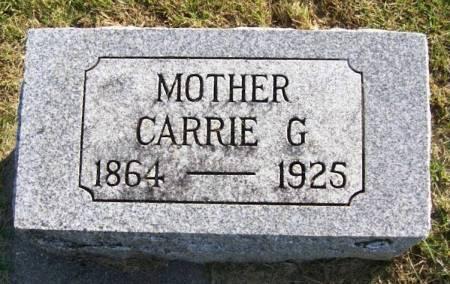 SMALTZ, CARRIE G. - Plymouth County, Iowa | CARRIE G. SMALTZ