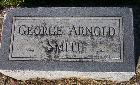 SMITH, GEORGE ARNOLD - Plymouth County, Iowa | GEORGE ARNOLD SMITH