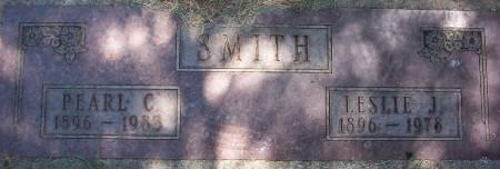 SMITH, PEARL CLARA - Plymouth County, Iowa | PEARL CLARA SMITH