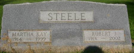 STEELE, ROBERT J. - Plymouth County, Iowa | ROBERT J. STEELE