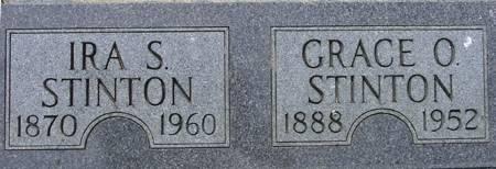 HAMMOND STINTON, GRACE OLIVE - Plymouth County, Iowa | GRACE OLIVE HAMMOND STINTON