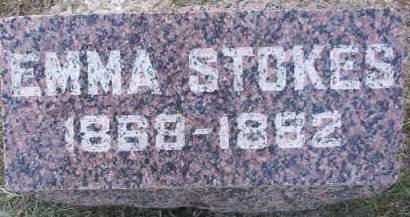 STOKES, EMMA - Plymouth County, Iowa | EMMA STOKES