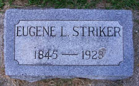 STRIKER, EUGENE L. - Plymouth County, Iowa | EUGENE L. STRIKER