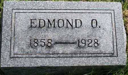 SUMMERS, EDMOND ORLIN - Plymouth County, Iowa | EDMOND ORLIN SUMMERS