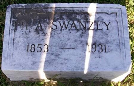SWANZEY, HANNANIAH A. - Plymouth County, Iowa | HANNANIAH A. SWANZEY