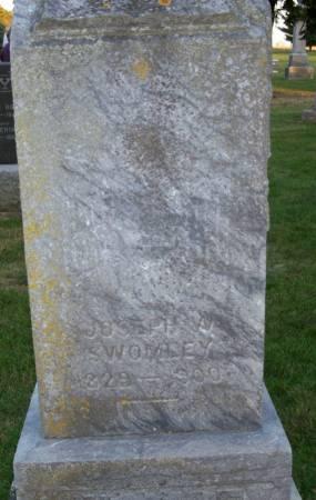 SWOMLEY, JOSEPH W. - Plymouth County, Iowa   JOSEPH W. SWOMLEY