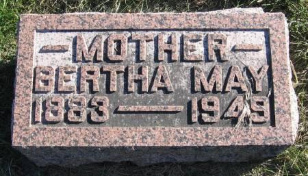 TAYLOR, BERTHA MAY - Plymouth County, Iowa | BERTHA MAY TAYLOR