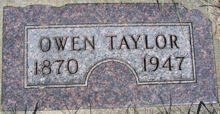 TAYLOR, OWEN - Plymouth County, Iowa | OWEN TAYLOR