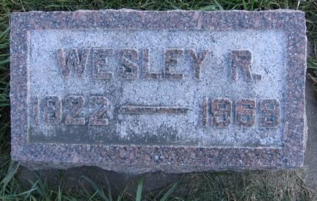 TAYLOR, WESLEY ROBERT - Plymouth County, Iowa   WESLEY ROBERT TAYLOR