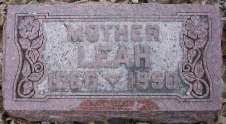 THOMS, LEAH - Plymouth County, Iowa | LEAH THOMS