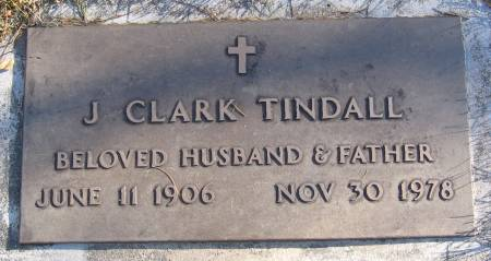 TINDALL, JAMES CLARK
