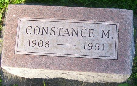 TOTMAN, CONSTANCE MARGARET - Plymouth County, Iowa | CONSTANCE MARGARET TOTMAN