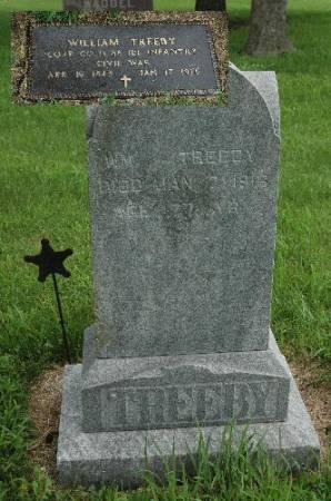 TREEBY, WILLIAM - Plymouth County, Iowa | WILLIAM TREEBY