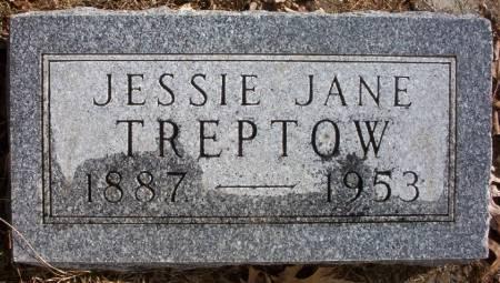 TREPTOW, JESSIE JANE - Plymouth County, Iowa | JESSIE JANE TREPTOW