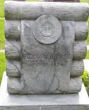TROW, WILLIAM R - Plymouth County, Iowa | WILLIAM R TROW