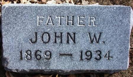 TUCKER, JOHN W. - Plymouth County, Iowa | JOHN W. TUCKER