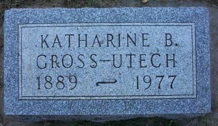 UTECH, KATHARINE G. - Plymouth County, Iowa | KATHARINE G. UTECH