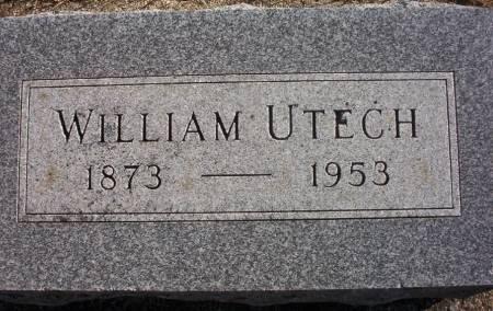 UTECH, WILLIAM - Plymouth County, Iowa | WILLIAM UTECH