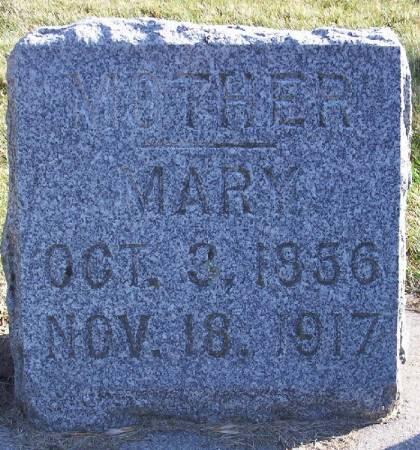 VANDER MEER, MARY - Plymouth County, Iowa | MARY VANDER MEER