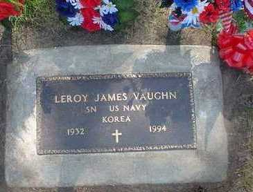 VAUGHN, LEROY - Plymouth County, Iowa | LEROY VAUGHN