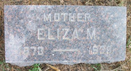 WADDLE, ELIZA M. - Plymouth County, Iowa   ELIZA M. WADDLE