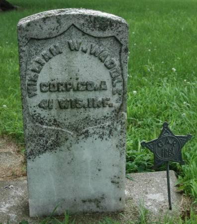 WADDLE, WILLIAM W. - Plymouth County, Iowa   WILLIAM W. WADDLE