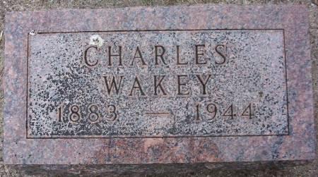 WAKEY, CHARLES - Plymouth County, Iowa   CHARLES WAKEY
