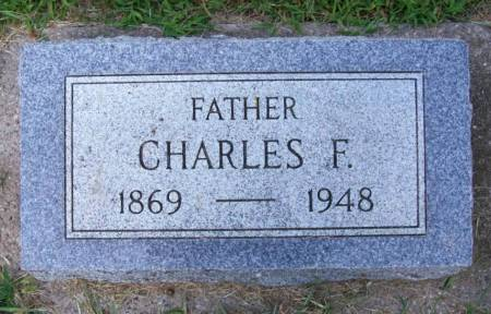 WALKER, CHARLES F. - Plymouth County, Iowa | CHARLES F. WALKER